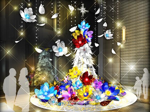 Marunouchi Bright Christmas 2020 - LOVE & WISHES