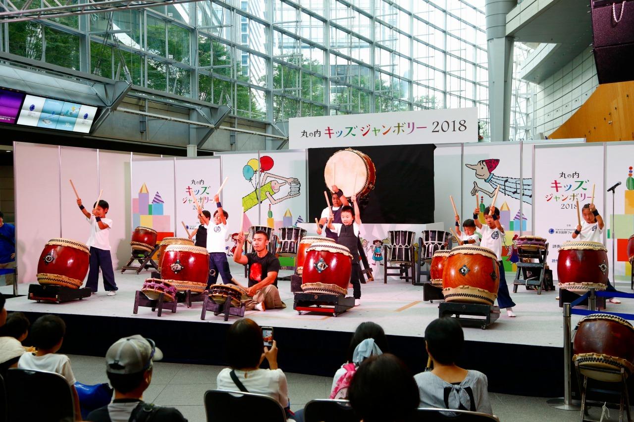 "[Tokyo International Forum] ""It is step hop! 2020! Kids jamboree special version - in - circles in summer vacation in Tokyo International Forum"""