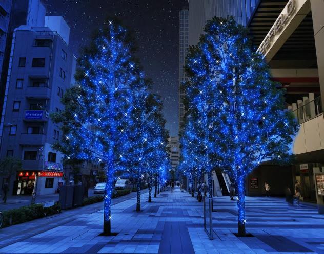 UDX Winter Illumination 2020