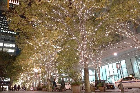 Marunouchi illuminations 2020