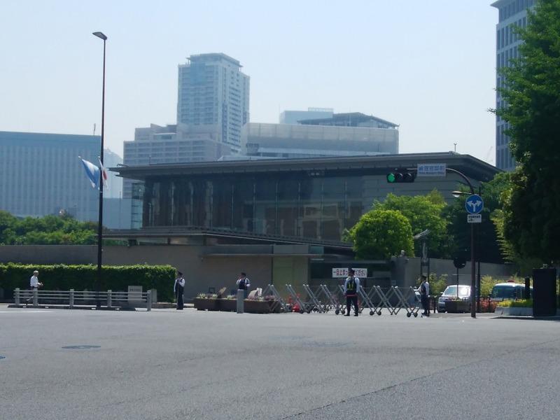 The Diet building & Nagatacho walk tour