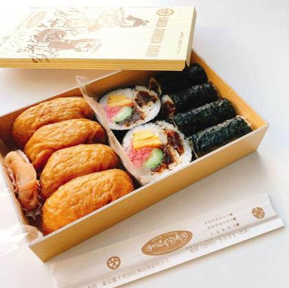 Shino Kanda multi-sushi