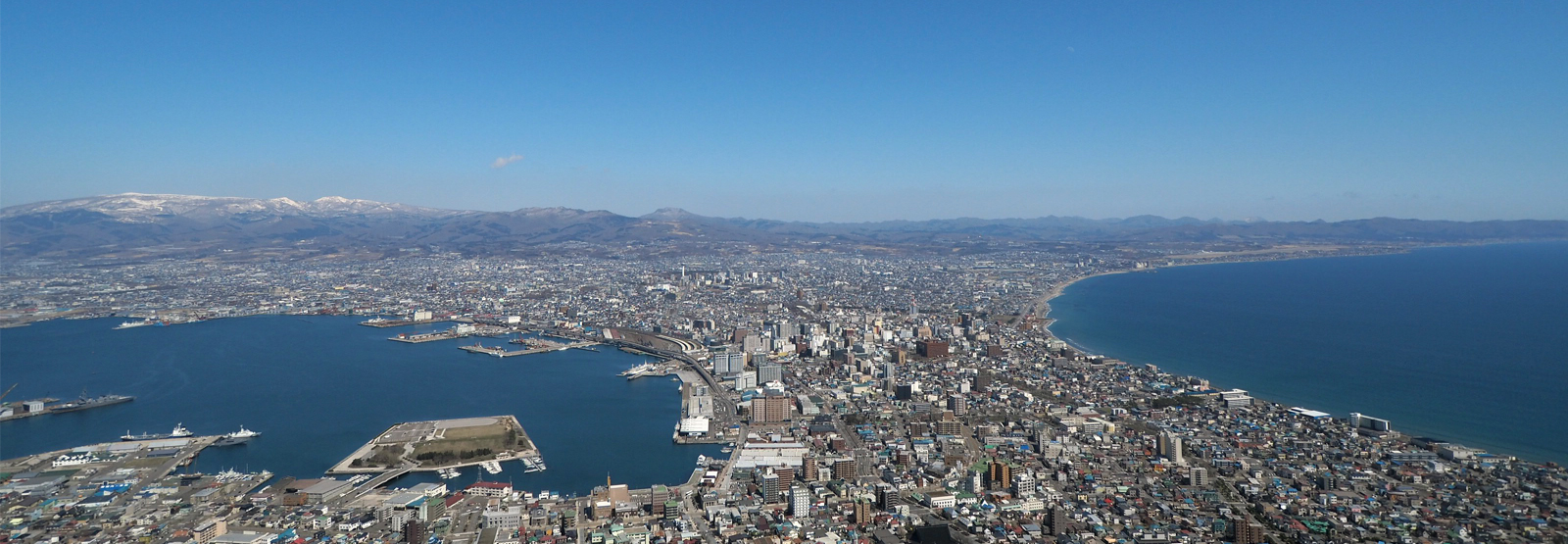 We brought Hakodate. Lawson Kyobashi station square store