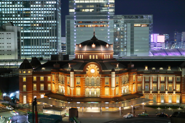 Tokyo Sta. Marunouchi bookstore