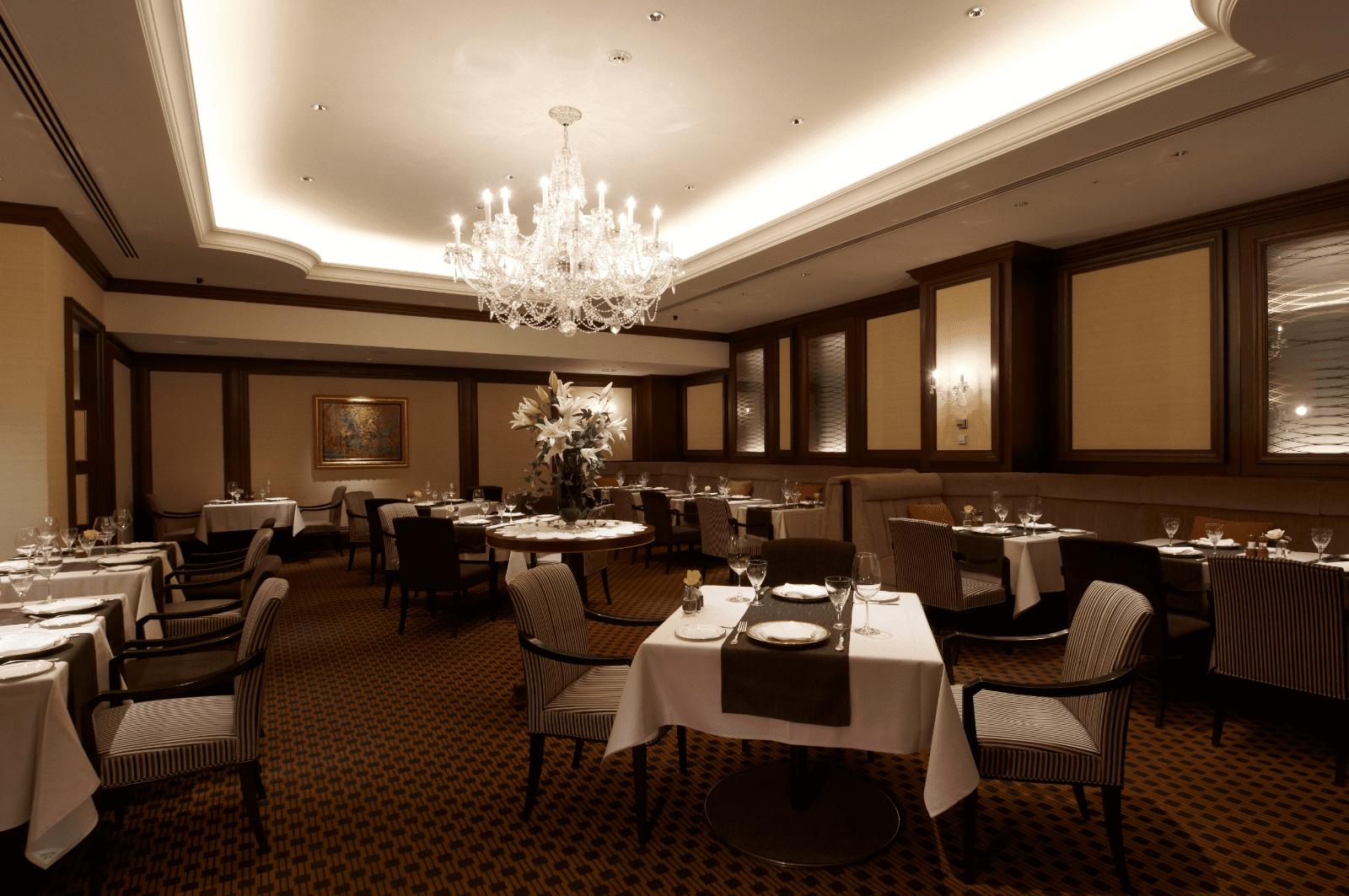 nyosuikaikan restaurant Jupiter