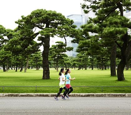Hanzo-mon runners satellite JOGLIS