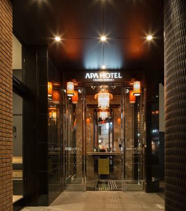 APA Hotel <the Kanda station square>