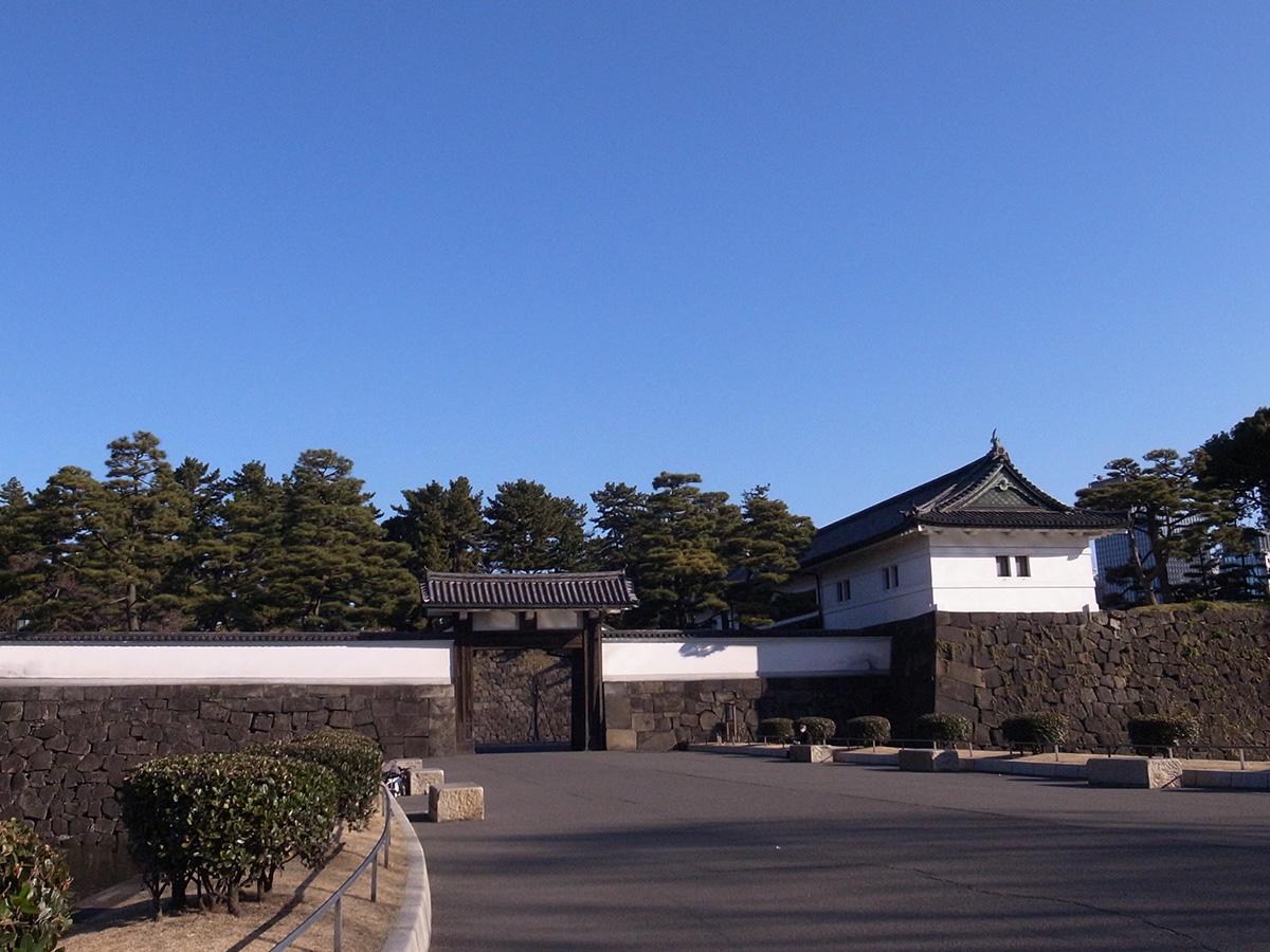 Sakurada-mon Gate