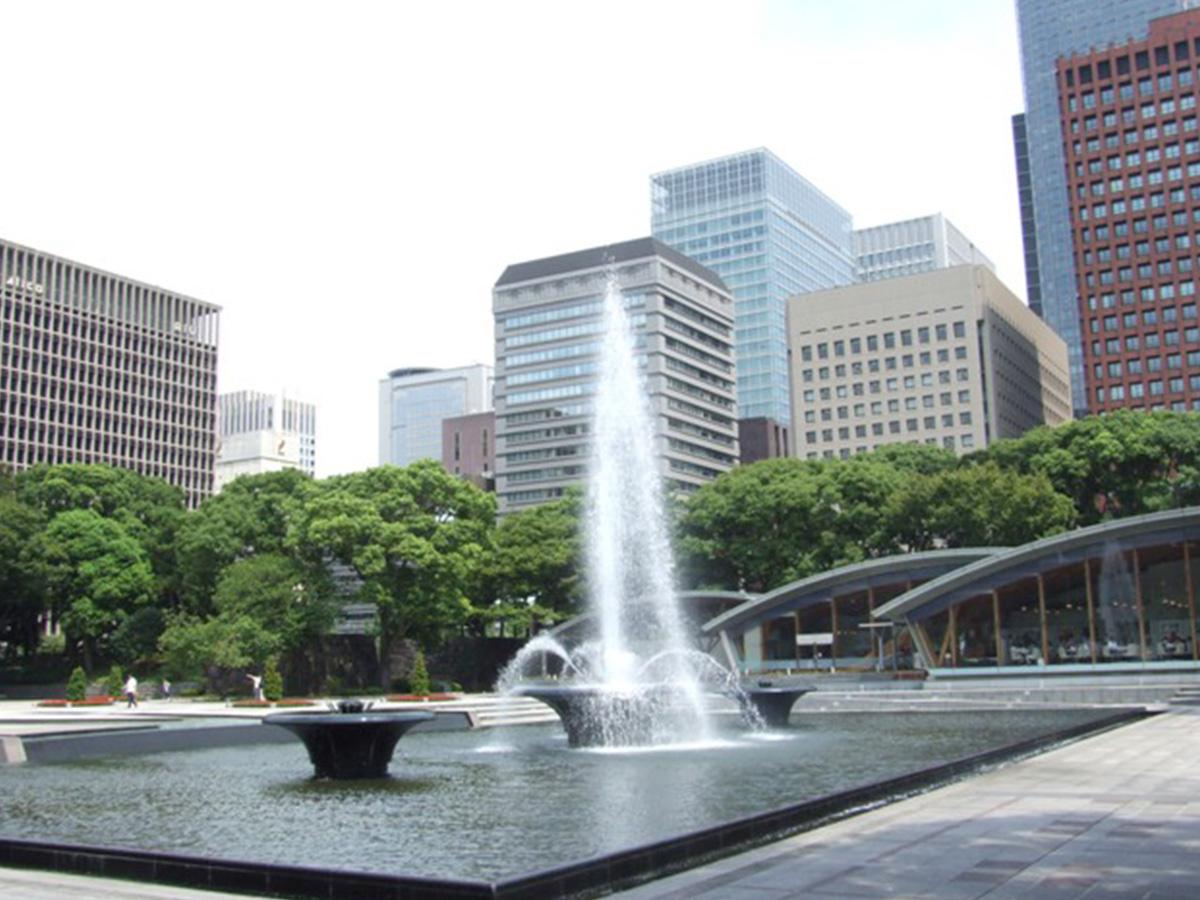 Wada storehouse fountain park
