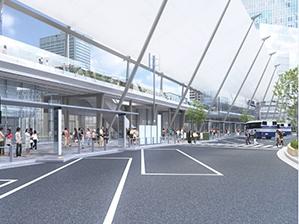 Tokyo Station JR Expressway Bus Terminal