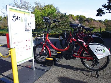 Tokyo Bicycle Sharing